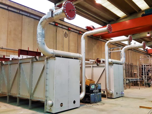 Cryogenic liquid vaporizers
